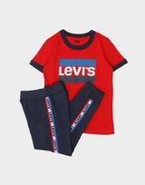 Levi's Slouchy T-Shirt & Jogger Set Children