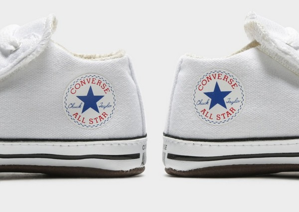 Buy White CONVERSE Chuck Taylor All Star Cribster Infant