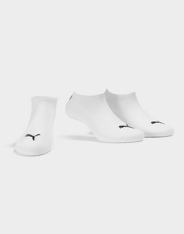 PUMA Unisex Plain Socks 3 Pack