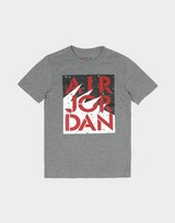 Jordan AJ5 Stencil T-Shirt Junior