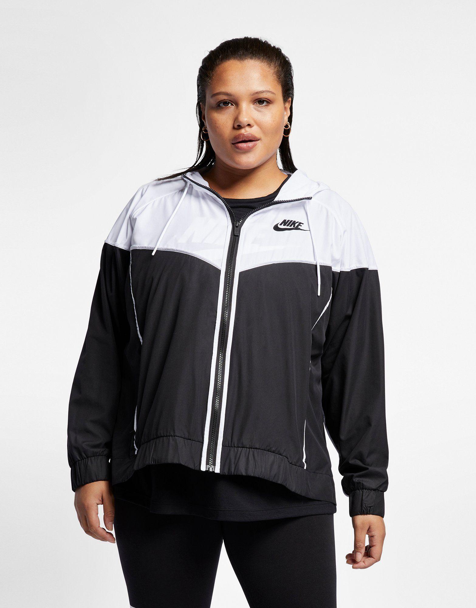 ee7c6e16ea NIKE Nike Sportswear Windrunner (Plus Size) Women's Jacket   JD Sports