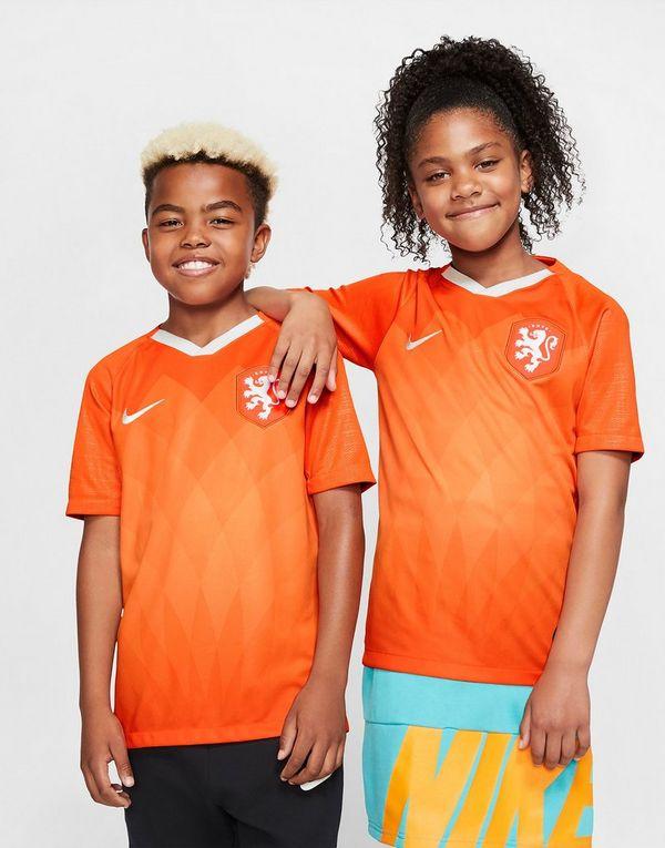 timeless design f1316 a4e30 Nike Netherlands WWC 2019 Home Shirt Junior