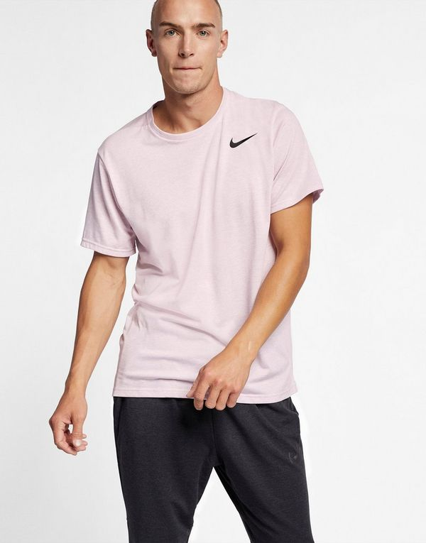 08fbefcfa81bb NIKE Nike Breathe Men's Short-Sleeve Training Top | JD Sports
