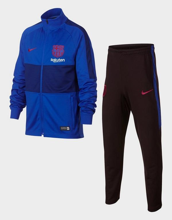 Nike Nike Dri-FIT FC Barcelona Strike Older Kids' Football Tracksuit