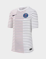 Nike Paris Saint-Germain Older Kids' Short-Sleeve Football Top