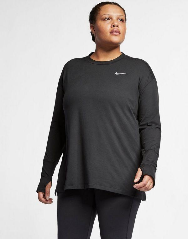 NIKE Nike (Plus Size) Women's Long-Sleeve Running Top