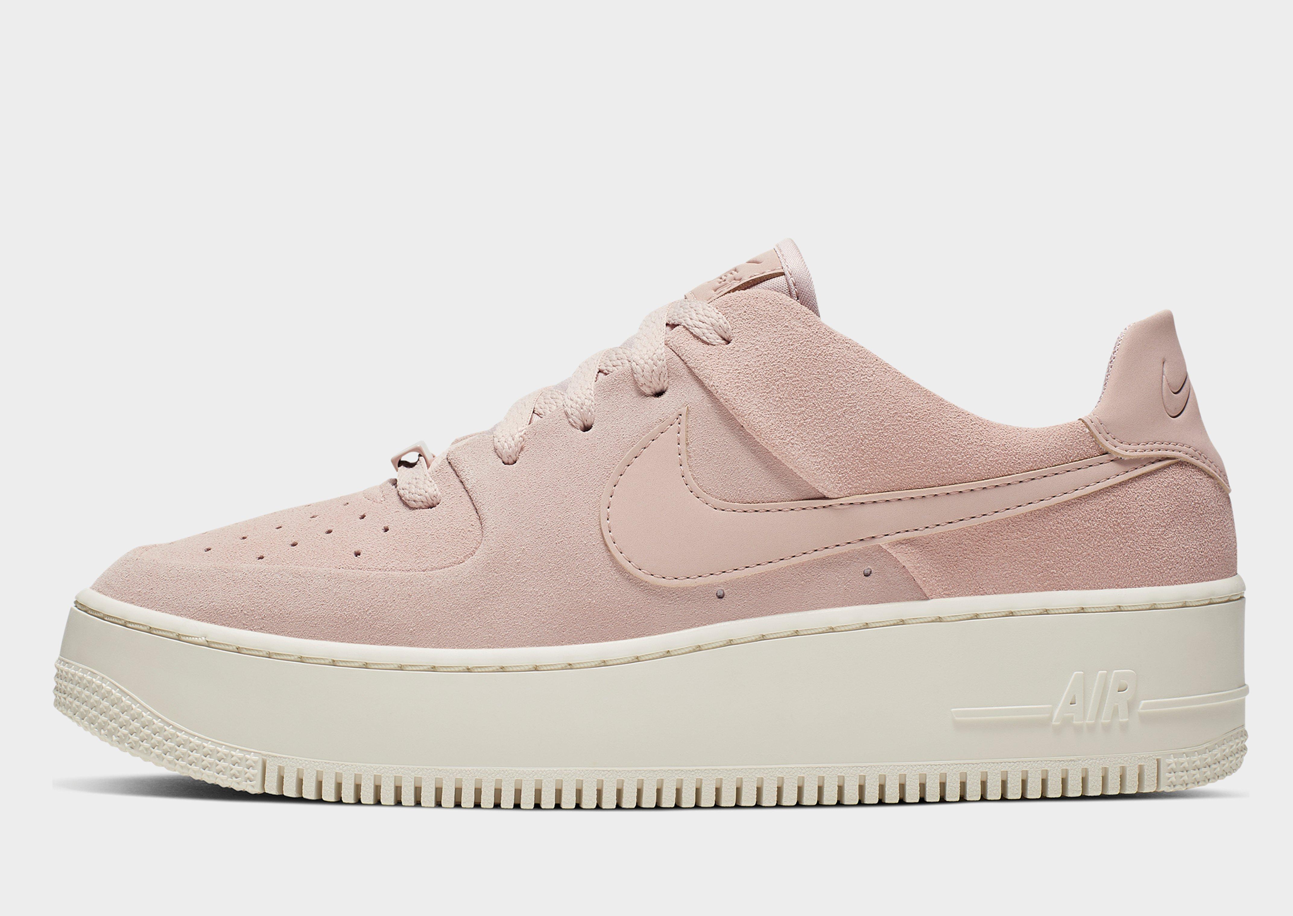 ecc9acf4fba4aa Nike Air Force 1 Sage Low Women's | JD Sports