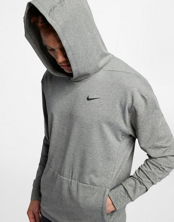 c7d3db8572 NIKE Nike Dri-FIT Men's Pullover Long-Sleeve Yoga Training Hoodie ...