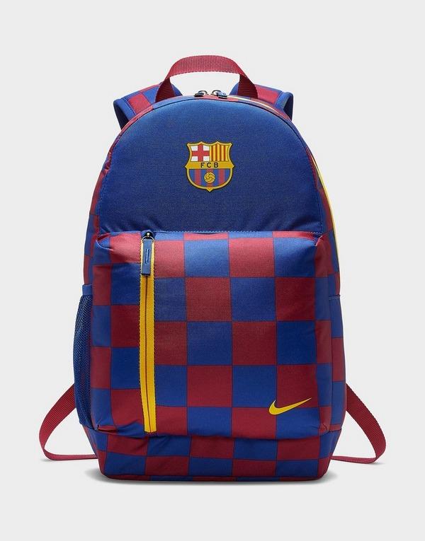 corte largo cosecha cosecha  Blue Nike F.C. Barcelona Stadium Kids' Football Backpack | JD Sports