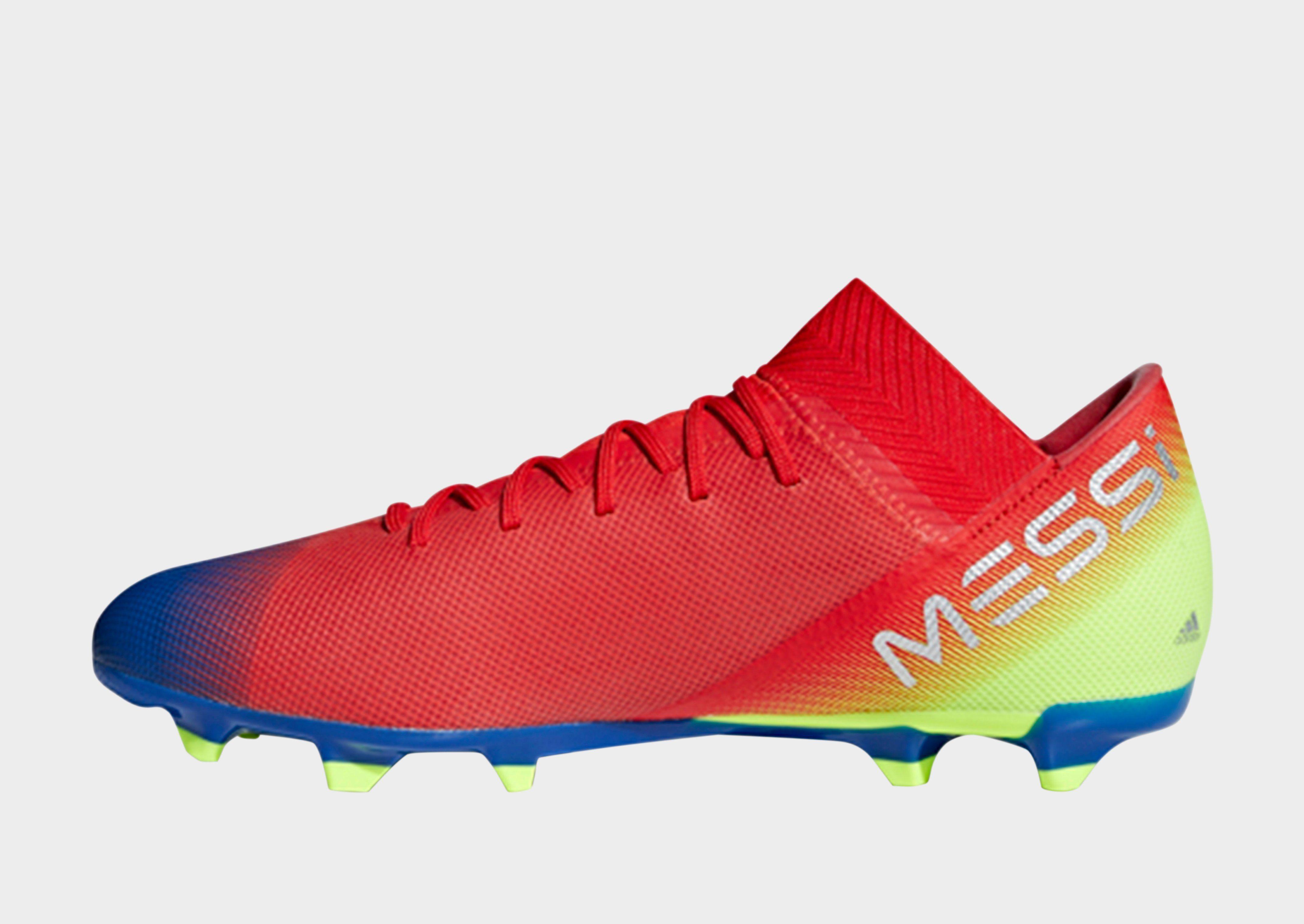 9d75e0485 ADIDAS Nemeziz Messi 18.3 Firm Ground Boots