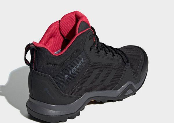 adidas Performance Terrex AX3 Mid GTX Shoes JD Sports    adidas Performance Terrex AX3 Mid GTX sko   title=          JD Sports
