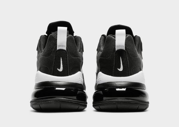 Buy Black Nike Air Max 270 React Juniors'   JD Sports