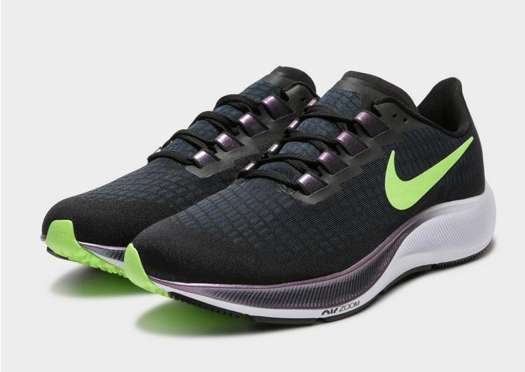 Nike Pegasus 37 Blk/grn/blu