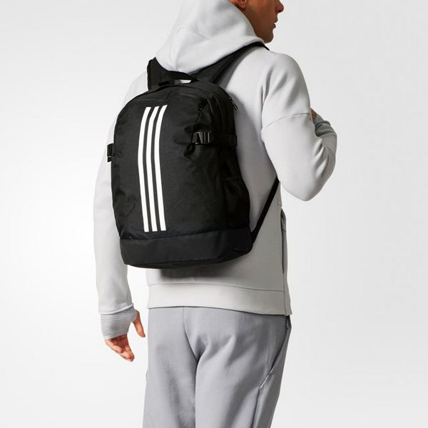 aa7bd97a6c adidas Performance 3-Stripes Power Backpack Medium | JD Sports