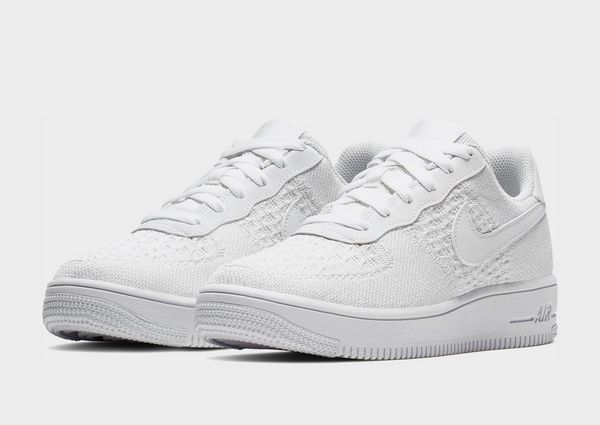 check out 17976 b6ef2 Nike Air Force 1 Flyknit 2.0 Younger/Older Kids' Shoe | JD ...