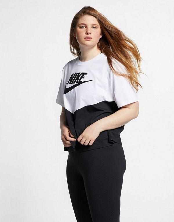 5bb8c9e3 NIKE Nike Sportswear Heritage Women's Short-Sleeve Top (Plus Size ...
