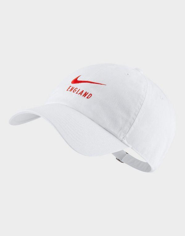 more photos 67ec2 cedaa Nike England Heritage86 Adjustable Football Hat   JD Sports