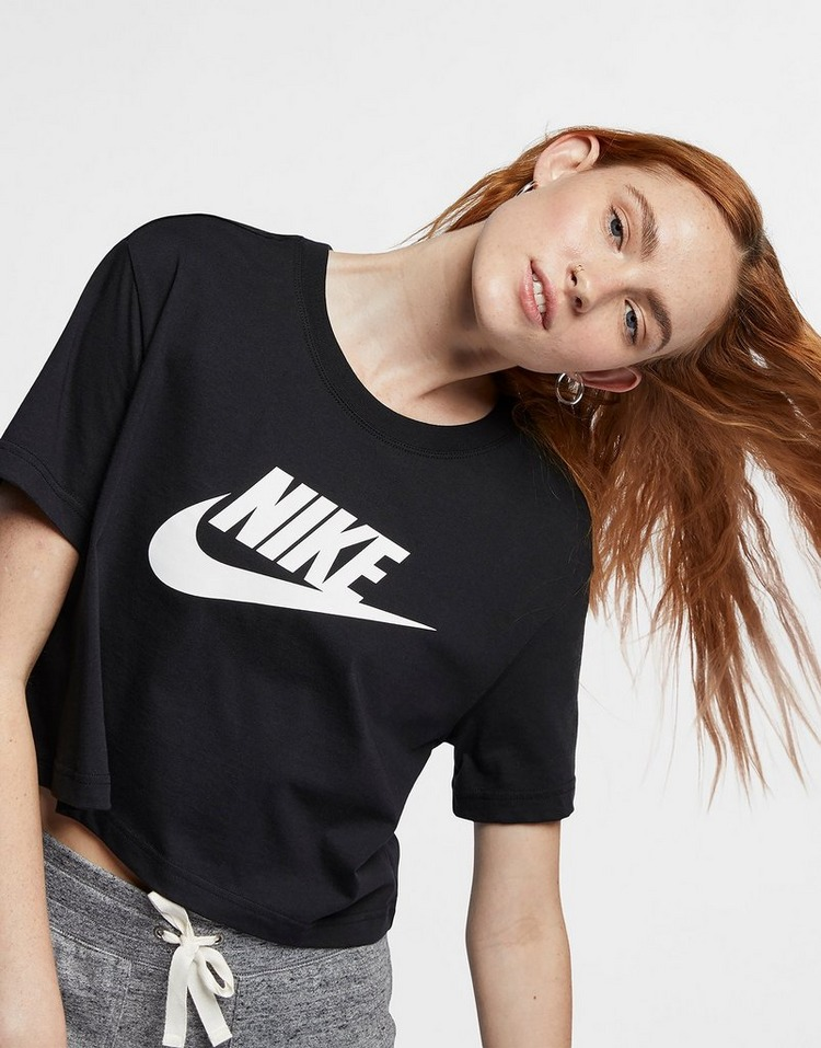 Nike Essential Futura Crop T-Shirt