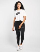 Nike เสื้อผู้หญิง AS W NSW TEE ESSNTL CRP ICN FT WHITE