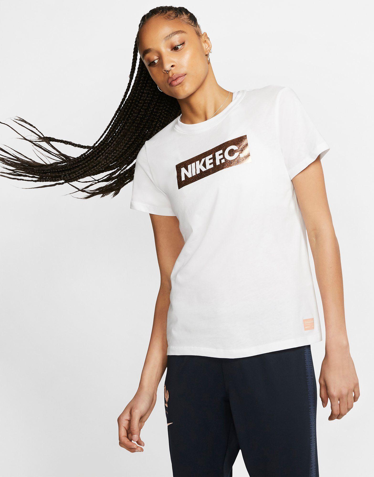 463dd8397 NIKE Nike F.C. Women's Football T-Shirt | JD Sports