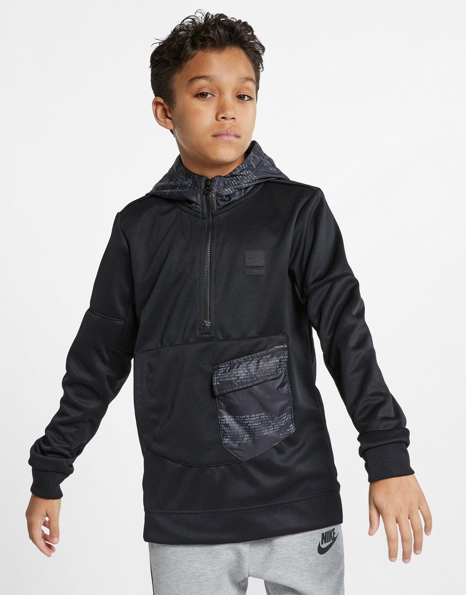 ba72654e734e NIKE Nike Sportswear Older Kids  (Boys ) 1 2-Zip Hoodie