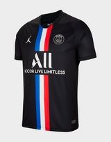 Jordan เสื้อฟุตบอล  x Paris Saint-Germain 2019/20 Stadium Fourth