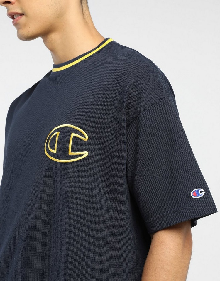Champion เสื้อยืดผู้ชาย Champion Logo T-Shirt