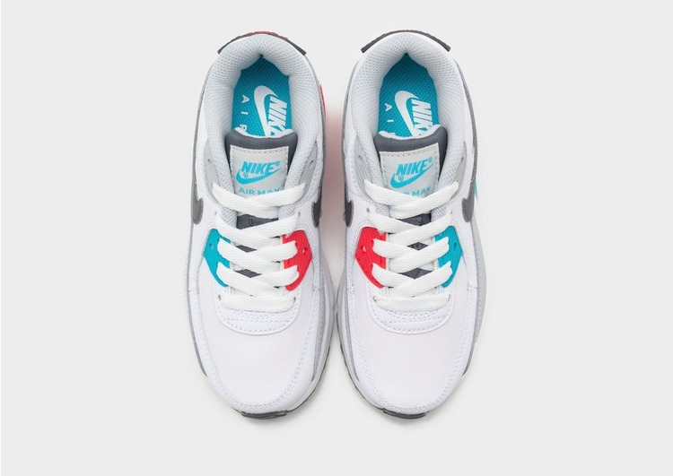 NIKE Air Max 90 Leather Children