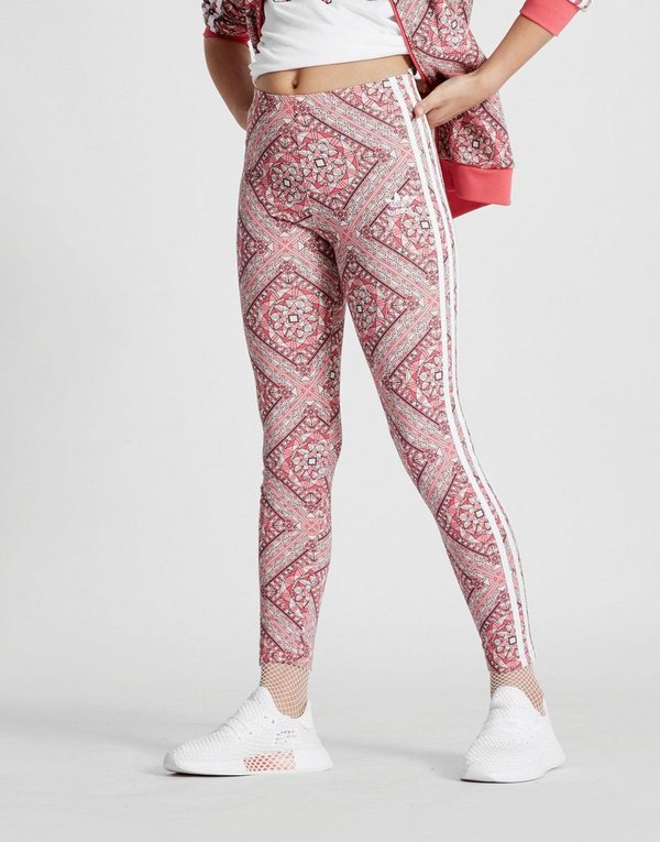661c7b126 adidas Originals Girls  Geo Leggings Junior