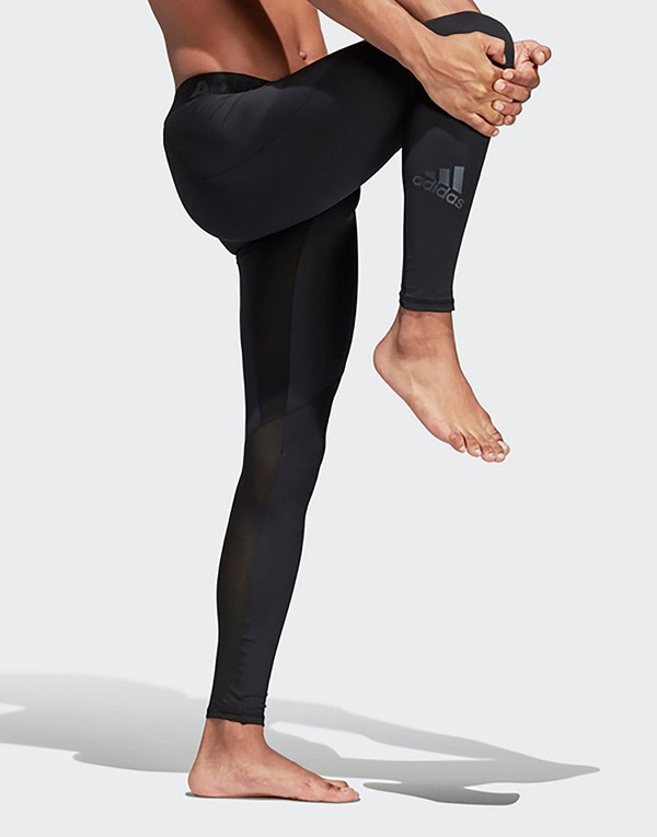 Acheter Black adidas Performance collant alphaskin sport long