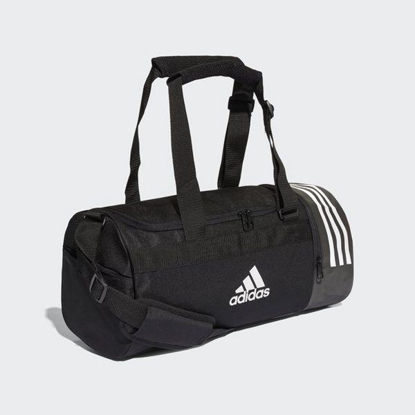 415086901 adidas Performance Convertible 3-Stripes Duffel Bag Small   JD Sports