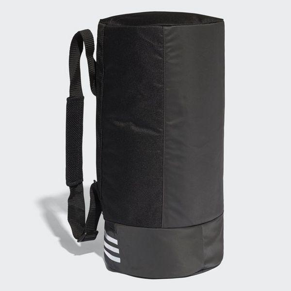 1c4496bf76e75 adidas Performance Convertible 3-Stripes Duffel Bag Small