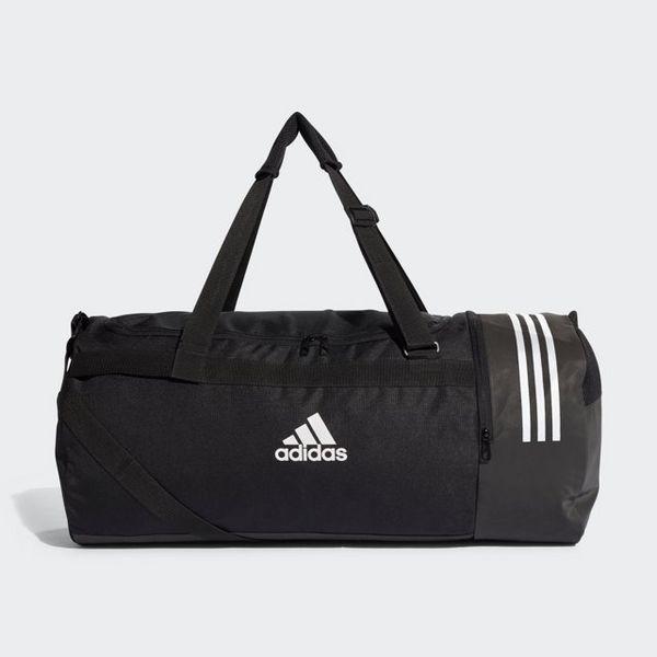 bff98a5fc9dfce adidas Performance Convertible 3-Stripes Duffel Bag Large | JD Sports