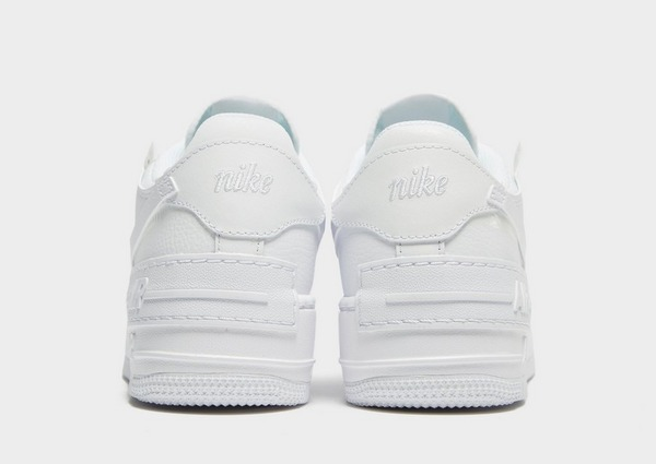 Buy White Nike Air Force 1 Shadow Descubre las famosas zapatillas nike air force 1 shadow de mujer en jd sports. nike
