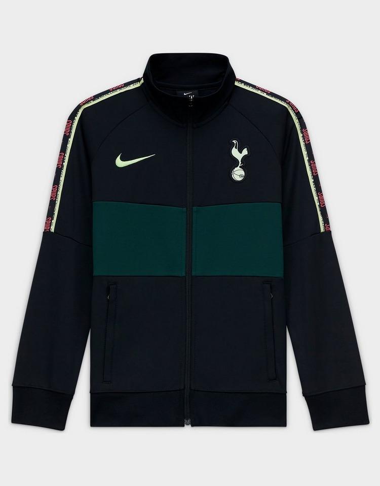 Nike Tottenham Hotspur Older Kids' Football Tracksuit Jacket
