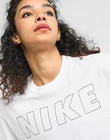 Nike เสื้อยืดผู้หญิง Air Swoosh Crop Top