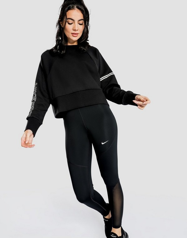 Nike Dri-Fit Fleece Crew Sweatshirt