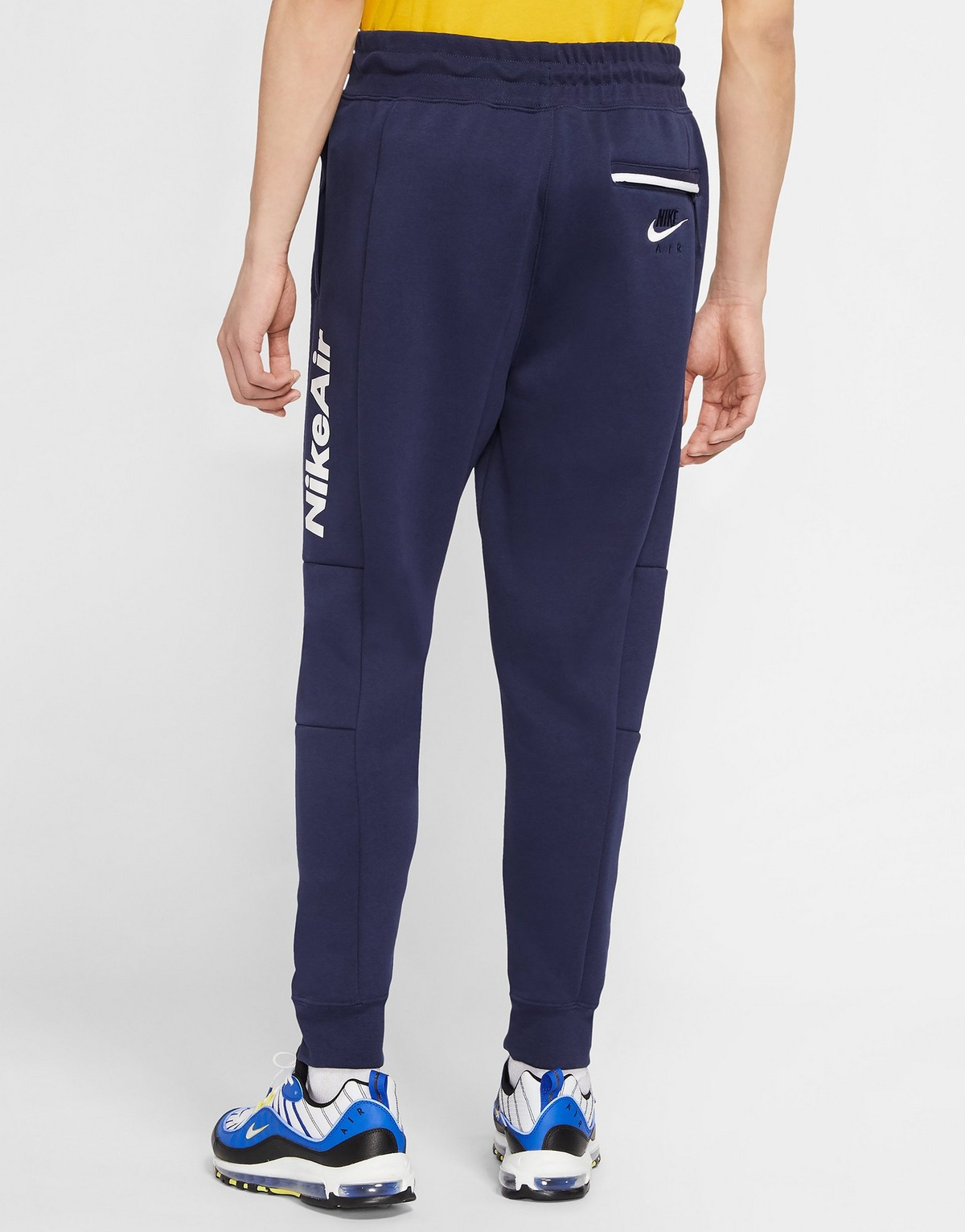 Nike Air Colour Block Fleece Joggers