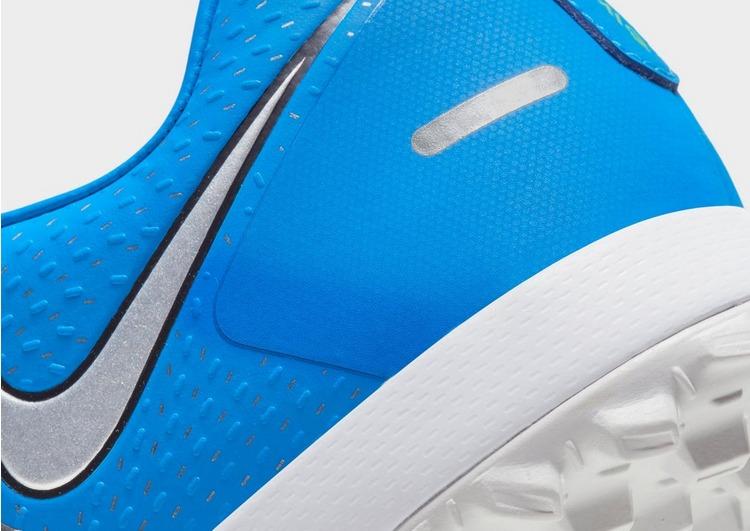Nike Chaussures de football Black/Chile Red Phantom GT Academy TF