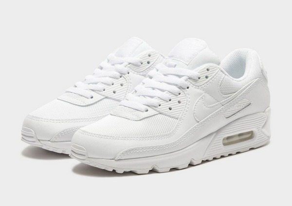 Buy White Nike Air Max 90 | JD Sports