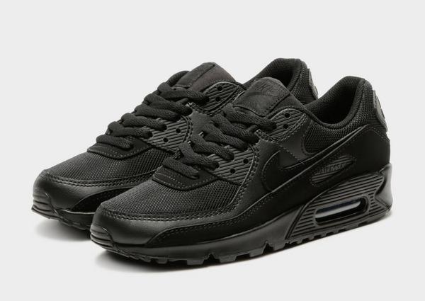 nike air max 90 womens all black