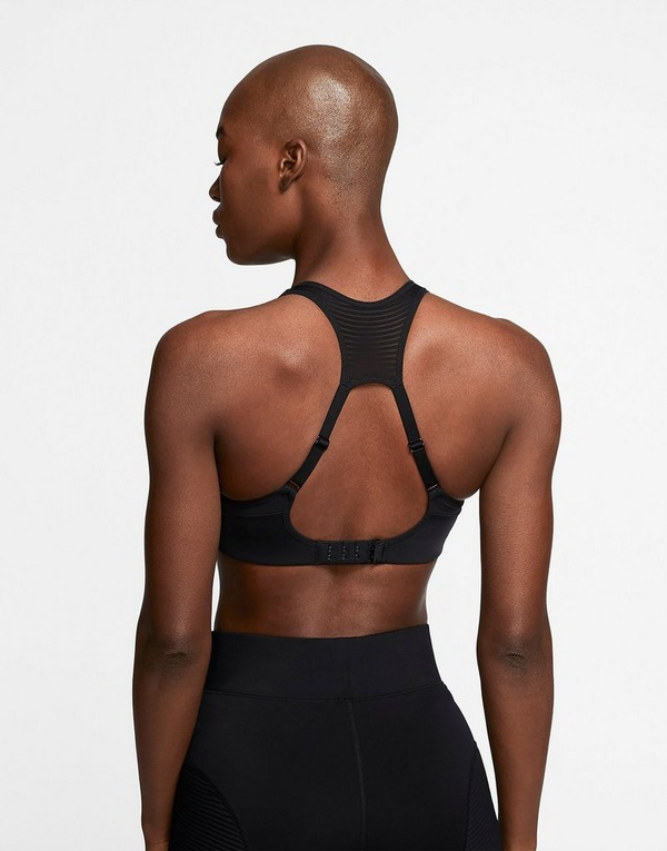 Nike Nike Alpha Women's High-Support Striped Sports Bra