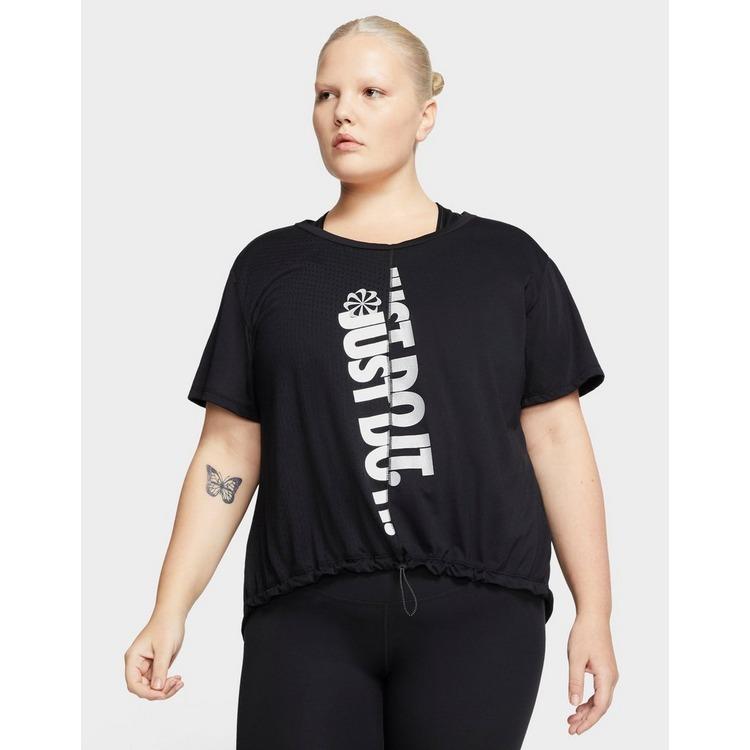 Nike Nike Icon Clash Women's Short-Sleeve Running Top (Plus Size)