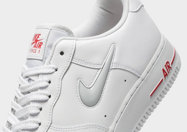 Nike Air Force 1 Essential Jewel White Mens from Jd Sports on 21 Buttons