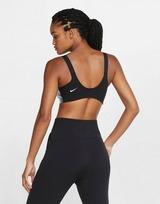 Nike Nike Swoosh Women's Medium-Support Metallic Sports Bra