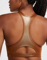 Nike Training Swoosh Icon Clash Shimmer Bra