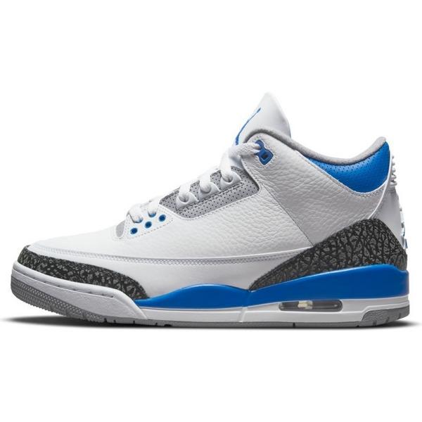 Jordan รองเท้าผู้ชาย Air 3 Retro