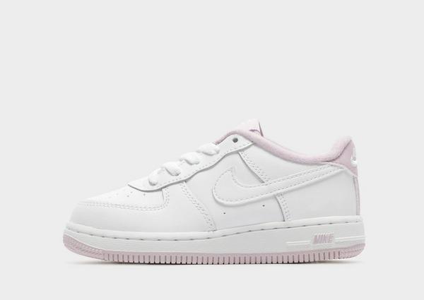 Buy White Nike Air Force 1 Infants' | JD Sports