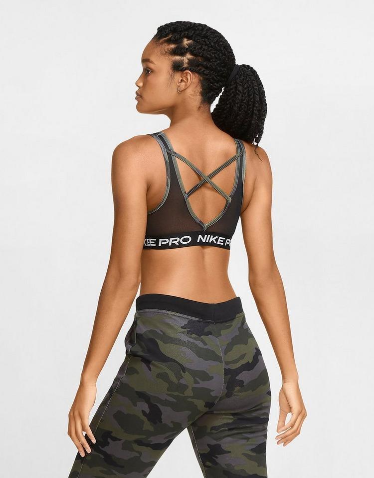 Nike Nike Pro Swoosh Women's Medium-Support 1-Piece Pad Camo Sports Bra