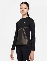 Nike Nike Pro Warm Older Kids' (Girls') Training Top